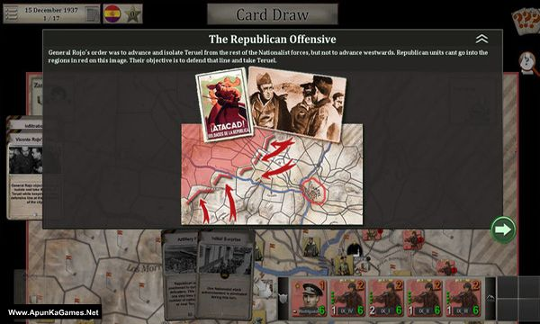Battles For Spain Screenshot 1, Full Version, PC Game, Download Free