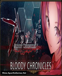 Bloody Chronicles - New Cycle of Death Visual Novel Cover, Poster, Full Version, PC Game, Download Free