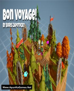 BonVoyage! Cover, Poster, Full Version, PC Game, Download Free