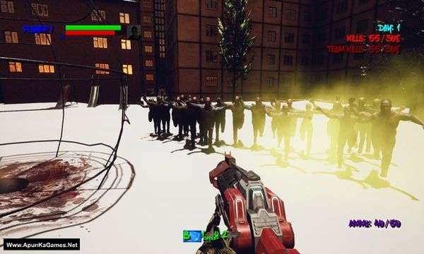Buck Zombies Screenshot 2, Full Version, PC Game, Download Free