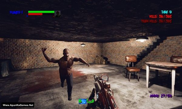 Buck Zombies Screenshot 3, Full Version, PC Game, Download Free