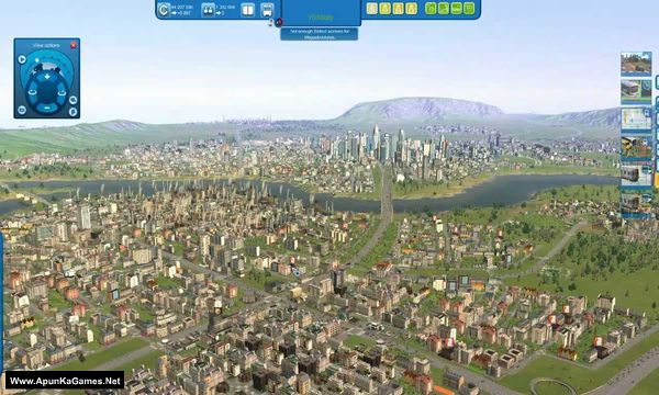 Cities XL 2012 Screenshot 2, Full Version, PC Game, Download Free