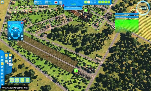 Cities XL 2012 Screenshot 3, Full Version, PC Game, Download Free