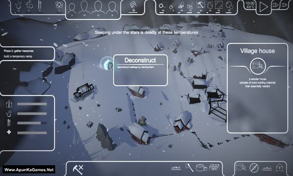 Climatic Survival: Northern Storm Screenshot 2, Full Version, PC Game, Download Free