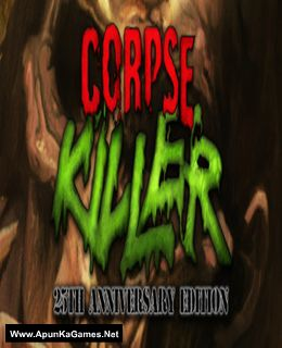 Corpse Killer - 25th Anniversary Edition Cover, Poster, Full Version, PC Game, Download Free