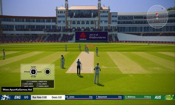 Cricket 19 Screenshot 2, Full Version, PC Game, Download Free