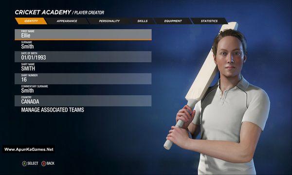 Cricket 19 Screenshot 3, Full Version, PC Game, Download Free