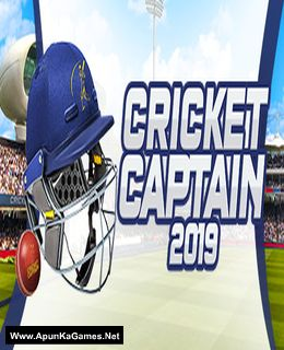 Cricket Captain 2019 Cover, Poster, Full Version, PC Game, Download Free