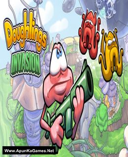 Doughlings: Invasion Cover, Poster, Full Version, PC Game, Download Free