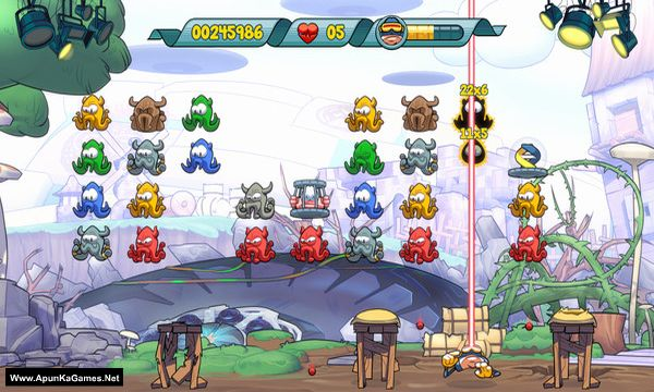 Doughlings: Invasion Screenshot 2, Full Version, PC Game, Download Free