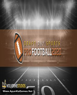 Draft Day Sports: Pro Football 2020G Cover, Poster, Full Version, PC Game, Download Free