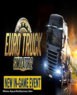 Euro Truck Simulator 2 1.35 Cover, Poster, Full Version, PC Game, Download Free