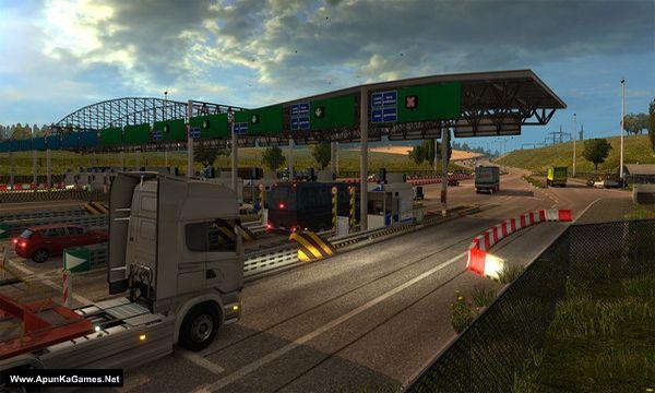 Euro Truck Simulator 2 1.35 Screenshot 1, Full Version, PC Game, Download Free
