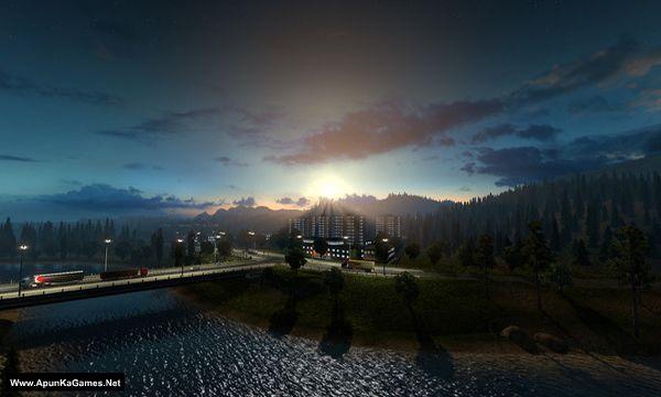 Euro Truck Simulator 2 1.35 Screenshot 2, Full Version, PC Game, Download Free