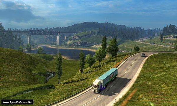 Euro Truck Simulator 2 1.35 Screenshot 3, Full Version, PC Game, Download Free