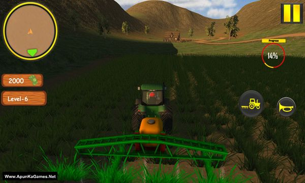 Farming Village Screenshot 1, Full Version, PC Game, Download Free