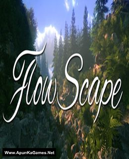 FlowScape Cover, Poster, Full Version, PC Game, Download Free