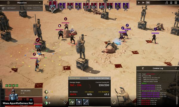 Forged of Blood Screenshot 2, Full Version, PC Game, Download Free