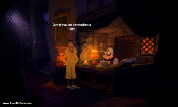 Gibbous - A Cthulhu Adventure Screenshot 3, Full Version, PC Game, Download Free