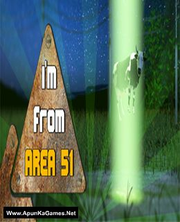 I'm from area 51 Cover, Poster, Full Version, PC Game, Download Free