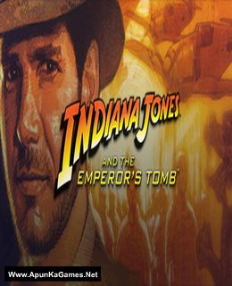 Indiana Jones and the Emperor's Tomb Cover, Poster, Full Version, PC Game, Download Free