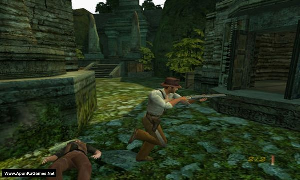 Indiana Jones and the Emperor's Tomb Screenshot 1, Full Version, PC Game, Download Free