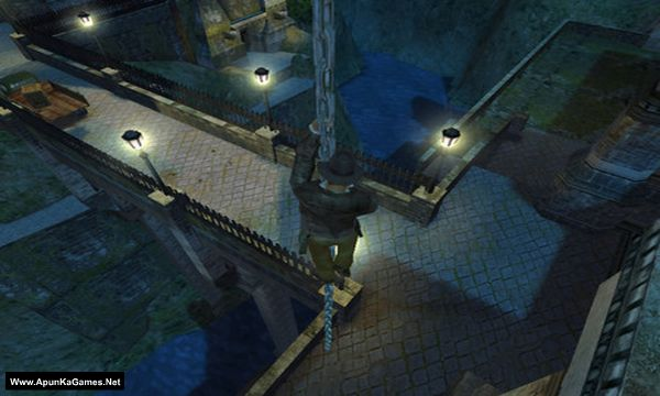 Indiana Jones and the Emperor's Tomb Screenshot 2, Full Version, PC Game, Download Free