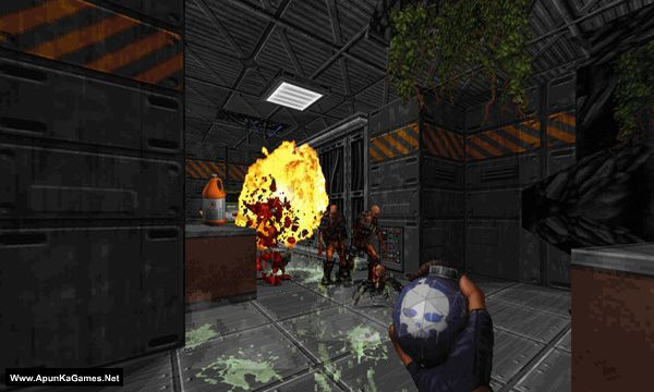 Ion Fury Screenshot 1, Full Version, PC Game, Download Free