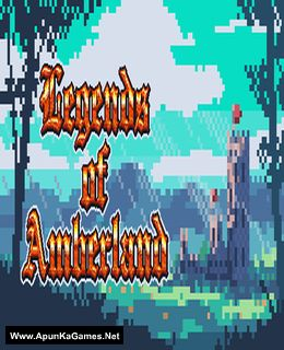 Legends of Amberland: The Forgotten Crown Cover, Poster, Full Version, PC Game, Download Free