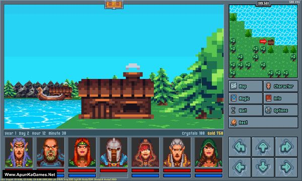 Legends of Amberland: The Forgotten Crown Screenshot 2, Full Version, PC Game, Download Free