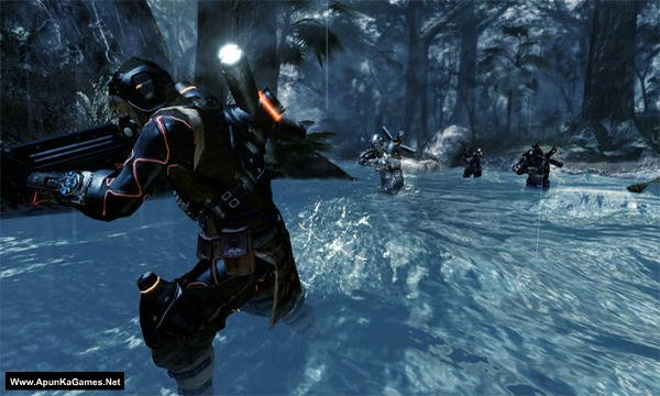 Lost Planet 2 Screenshot 3, Full Version, PC Game, Download Free