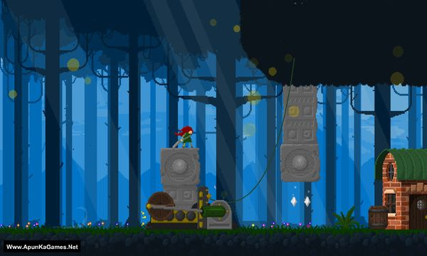 Mable & The Wood Screenshot 1, Full Version, PC Game, Download Free