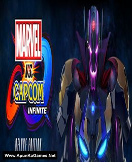 Marvel vs. Capcom: Infinite Deluxe Edition Cover, Poster, Full Version, PC Game, Download Free