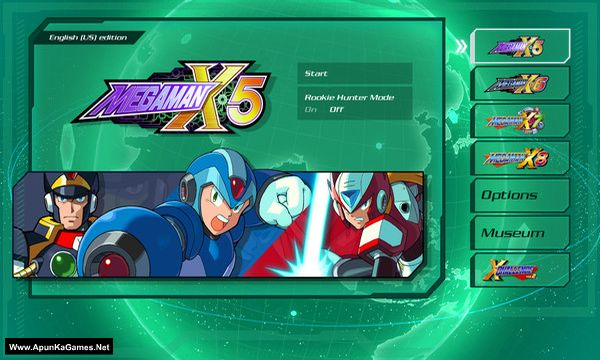 Mega Man X Legacy Collection 2 Screenshot 1, Full Version, PC Game, Download Free