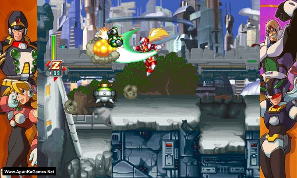 Mega Man X Legacy Collection 2 Screenshot 2, Full Version, PC Game, Download Free