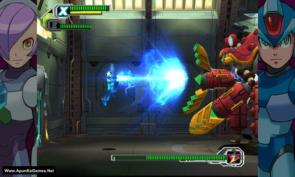 Mega Man X Legacy Collection 2 Screenshot 3, Full Version, PC Game, Download Free