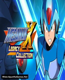 Mega Man X Legacy Collection Cover, Poster, Full Version, PC Game, Download Free