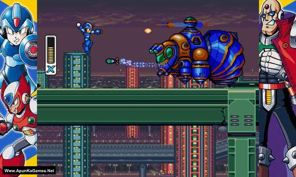 Mega Man X Legacy Collection Screenshot 2, Full Version, PC Game, Download Free