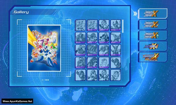 Mega Man X Legacy Collection Screenshot 3, Full Version, PC Game, Download Free