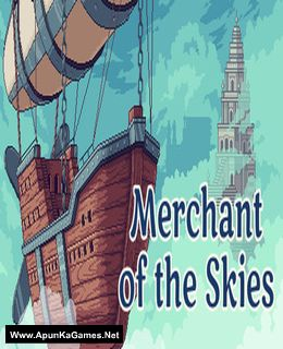 Merchant of the Skies Cover, Poster, Full Version, PC Game, Download Free