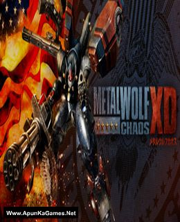 Metal Wolf Chaos XD Cover, Poster, Full Version, PC Game, Download Free