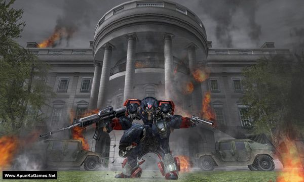 Metal Wolf Chaos XD Screenshot 1, Full Version, PC Game, Download Free