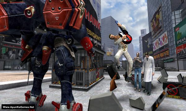 Metal Wolf Chaos XD Screenshot 2, Full Version, PC Game, Download Free