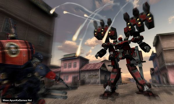 Metal Wolf Chaos XD Screenshot 3, Full Version, PC Game, Download Free