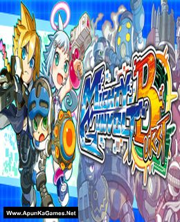 Mighty Gunvolt Burst Cover, Poster, Full Version, PC Game, Download Free