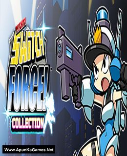 Mighty Switch Force! Collection Cover, Poster, Full Version, PC Game, Download Free