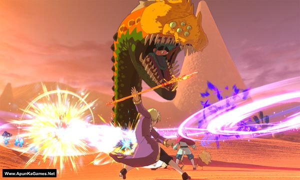 Ni no Kuni II: Revenant Kingdom Screenshot 1, Full Version, PC Game, Download Free