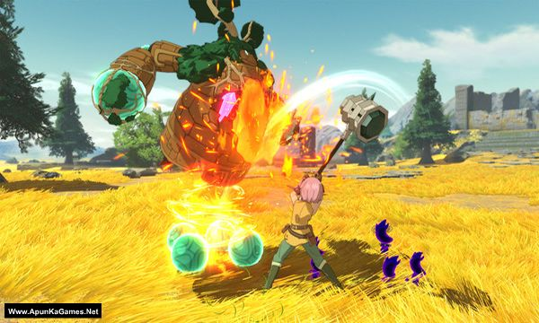 Ni no Kuni II: Revenant Kingdom Screenshot 2, Full Version, PC Game, Download Free