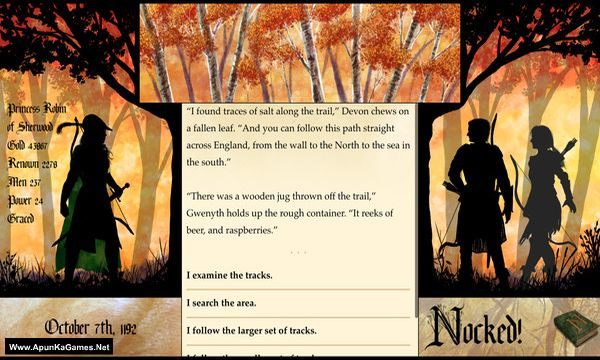 Nocked! True Tales of Robin Hood Screenshot 2, Full Version, PC Game, Download Free