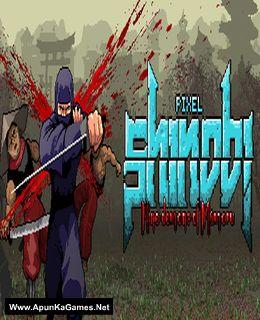 Pixel Shinobi Nine demons of Mamoru Cover, Poster, Full Version, PC Game, Download Free